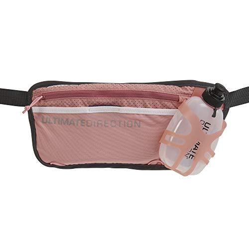 Ultimate Direction Access 300 Hydration Running Belt, Access 300(Millenial Pink), 300 ml
