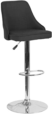 Amazon Com Boraam 99431 Smuk Adjustable Swivel Stool