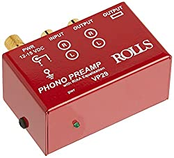 Best Phono Preamp for the money - Rolls Phono Preamp VP29