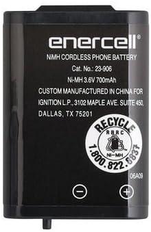 Enercell 3.6V 700mAh Ranking TOP17 Ni-MH Cordless Battery 2302080 Milwaukee Mall Phone