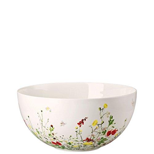 Rosenthal Brillance Salatschüssel Wildblumen 26x26x15 cm bunt