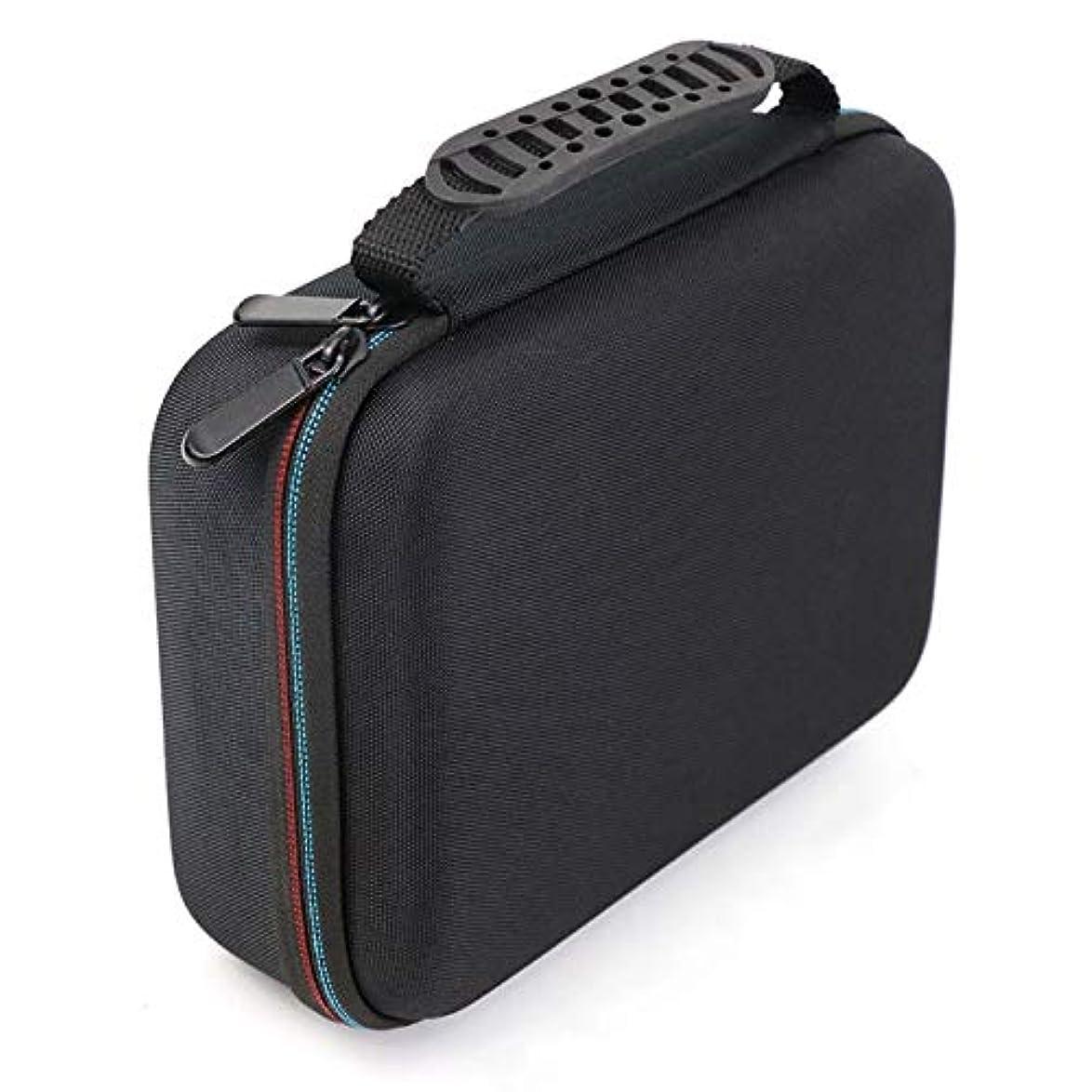 寛大な肖像画昇るCUHAWUDBA バリカンの収納ケース、携帯用ケース、耐衝撃バッグ、シェーバーのキット、Evaハードケース、収納バッグ、 Mgk3020/3060/3080用