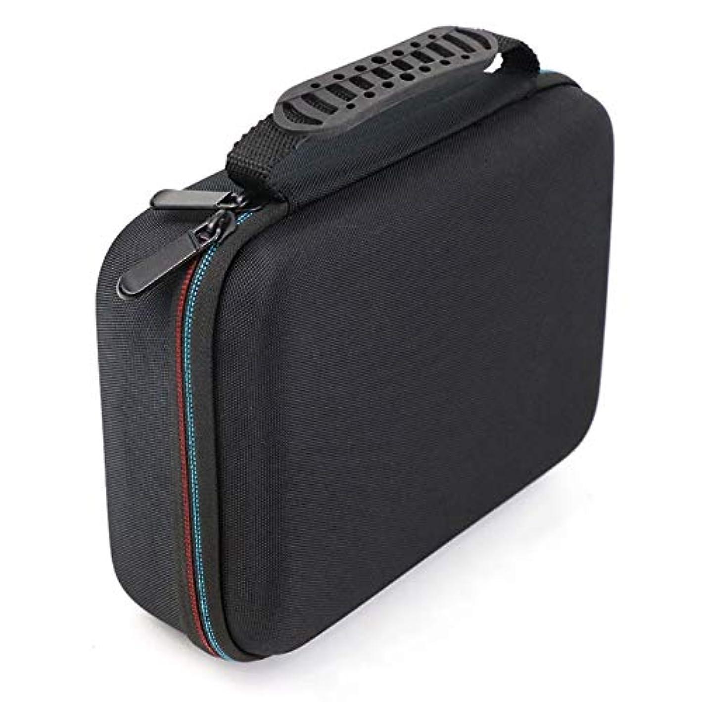 心配バーガー支援するCUHAWUDBA バリカンの収納ケース、携帯用ケース、耐衝撃バッグ、シェーバーのキット、Evaハードケース、収納バッグ、 Mgk3020/3060/3080用