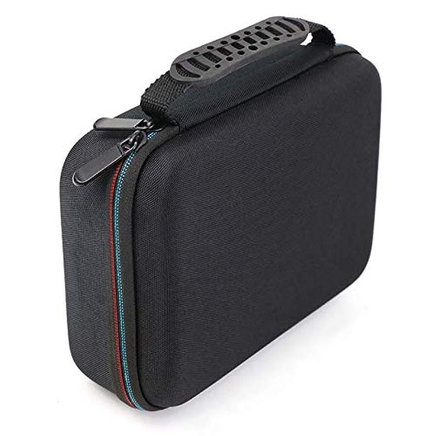 有名動機付ける拮抗するCUHAWUDBA バリカンの収納ケース、携帯用ケース、耐衝撃バッグ、シェーバーのキット、Evaハードケース、収納バッグ、 Mgk3020/3060/3080用
