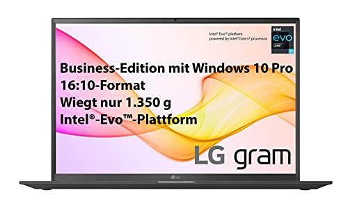 LG gram 17 ´ Notebook Intel® Core i7-1165G7 16GB RAM 1TB SSD...