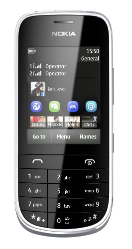 Nokia Asha 202 2.4' 115g Grigio