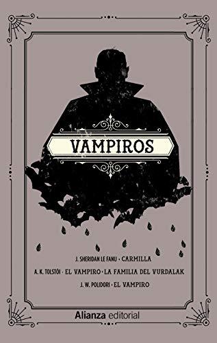 Vampiros: Carmilla. El vampiro. La familia del vurdalak. El vampiro (13/20)