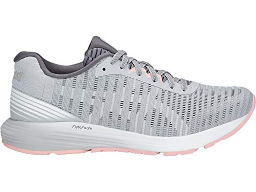 Price comparison product image ASICS Women's Dynaflyte 3 Running Shoes,  8M,  MID Grey / White