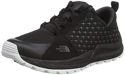 The North Face W Mountain Sneaker, Botas de Senderismo para Mujer, (TNF Black/TNF White), 37 EU