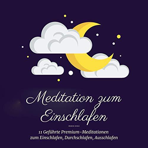 Meditation zum Einschlafen Titelbild