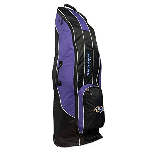 Team Golf NFL Ravens Travel Golf Bag
