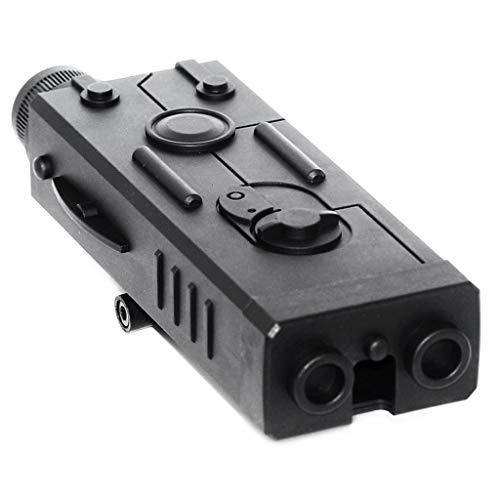 Airsoft Gear Parts Zubehör CYMA MP5 PEQ Style Akku Case Box Schwarz