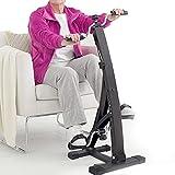 BOTOWI Bicicleta estática de Resistencia Ajustable, Bicicletas Indoor para Interiores, Equipo de Ejercicio para Entrenamientos en el hogar, Bicicleta Spinning Bicicleta de recuperación