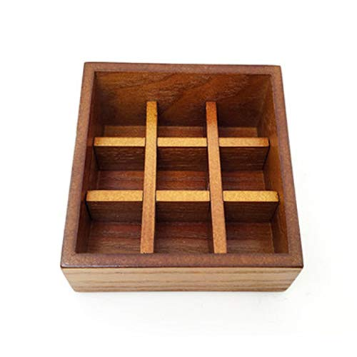 GYY Boîte de Rangement pour Soins de la Peau avec Miroir (Color : Yellow, Size : 18 * 9.3 * 4.8CM)