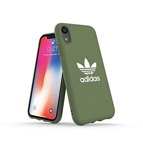adidas Originals Adicolor Moulded Case Grün für das iPhone Xr
