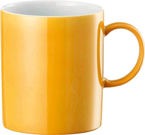 Thomas Sunny Day Yellow Becher mit Henkel
