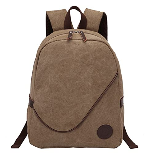 15 in Laptop-Rucksack, Reisegeschäft Rucksack, wasserabweisender Rucksack für Mann/Frau/lässig/Schule/Wandern/Geschenk,A,One Size