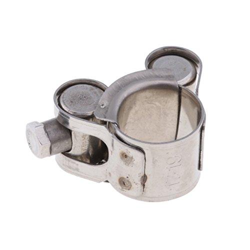 Baoblaze Pince de Turbo de Tuyau d'Échappement de Moto Universel - 17-19mm
