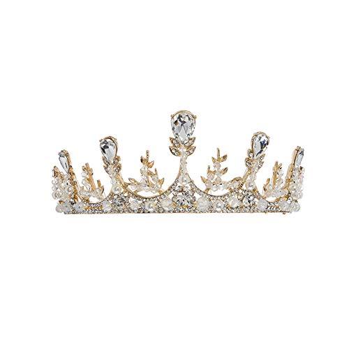 Crown Headwear Braut Crown Crown Princess In Europa Und Amerika Brautkleid Haarschmuck