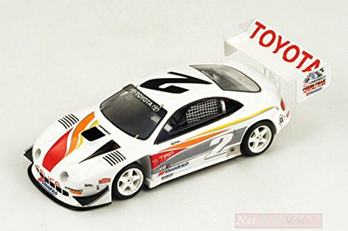Spark Model S43PP94 Toyota CELICA N.2 Winner Pikes Peak 1994 Rod Millen 1:43 Compatible con
