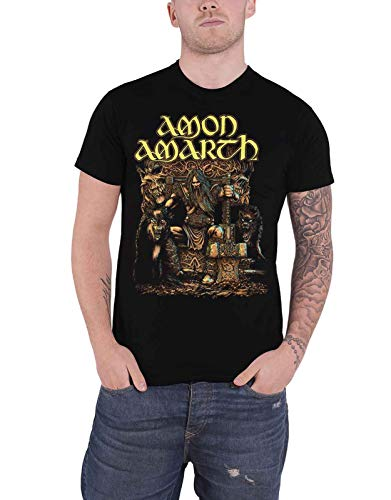 Amon Amarth Thor T-Shirt XL
