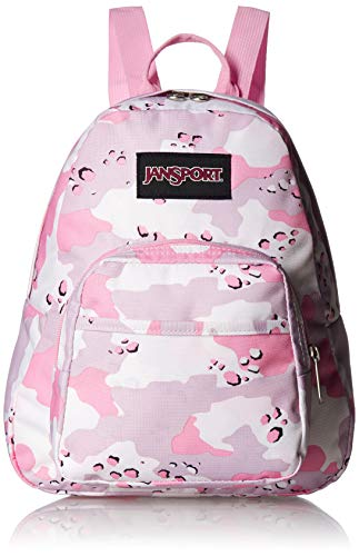 JanSport Half Pint Mini Backpack - Ideal Day Bag for Travel & Sightseeing | Camo Crush