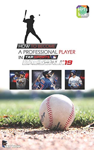 How to become a professional player in Tap Sports Baseball 19 (MLB Tap Sports Baseball, Band 2019)