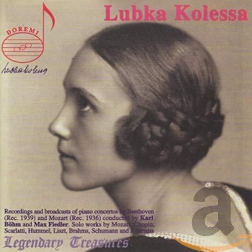 Legendary Treasures - Lubka Kolessa Legacy