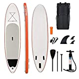 Best Paddle Boards - ODDPADDLE infaltable stand up paddle board 320X81X15cm sup Review