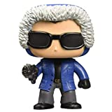 Good Buy Funko Pop Television : The Flash - Captain Cold Figure Gift Vinyl 3.75inch for Heros TV Fans Figure