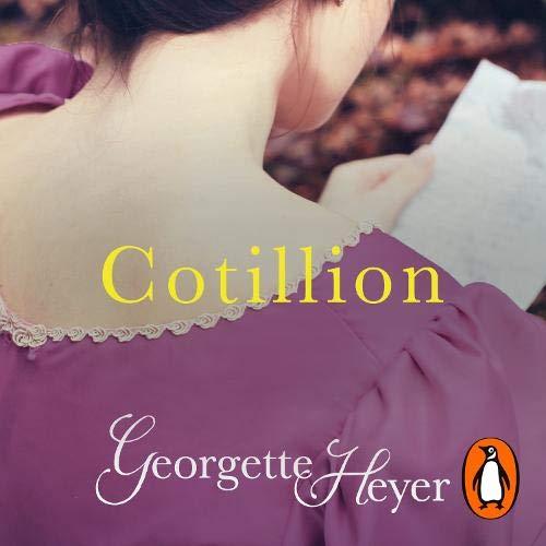 Cotillion cover art