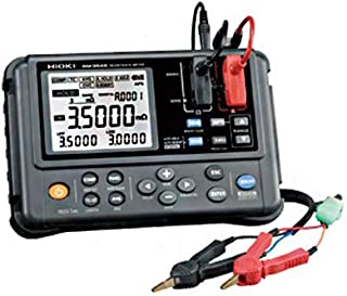 Hioki RM3548 Multimeter, High-Precision Portable Resistance Milli-Ohmmeter