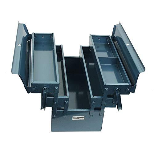 Mannesman 211-430 - Caja Herramientas Metalica 430X200X200