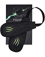 FO2RREST Desodorante para Guantes de Boxeo - Eliminador de Olores para Guantes Deportivos, Absorbentes de Humedad y Hedor para Guantes de Portero, Guantes de Esquí & Hockey, Guantes Calefactables