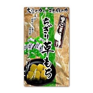 森田 黒ごまきな粉ちぎり草餅 180g