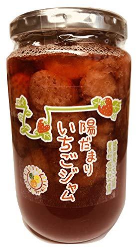 陽だまりファーム いちごジャム 苺 イチゴ 大瓶 380g 国産 ギフト 浜松市産