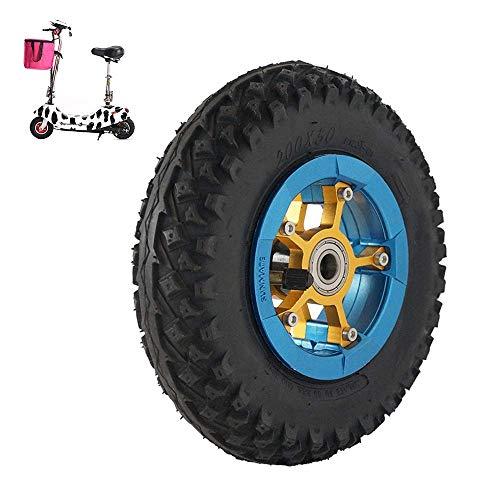 CHHD Elektroroller-Reifen, 8-Zoll-Pneumatikräder 200X50, rutschfeste, verschleißfeste Reifen,...