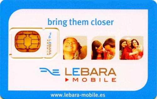 Lebara 10 € - Tarjeta SIM LEBARA - ESPAÑA