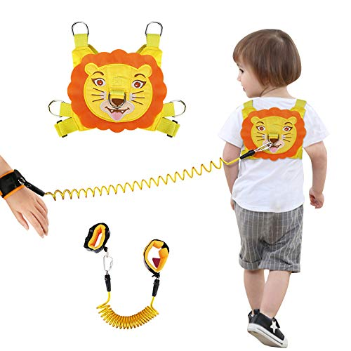 Accmor Toddler Safety Harnesses Leashes + Anti Lost Wrist...