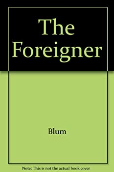 Hardcover The foreigner Book