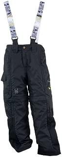 Spyder Teen Boys Training Winter SKI Full Zip Race Pants (Size 18/Waist 32