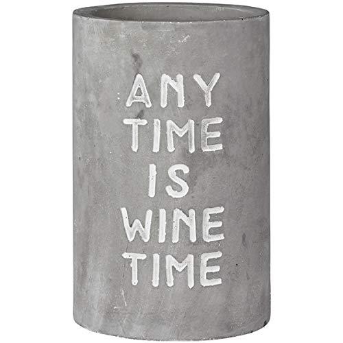Räder Vino Beton Weinkühler Any Time is Wine Time