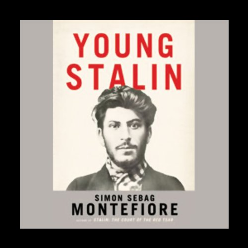 Young Stalin audiobook cover art