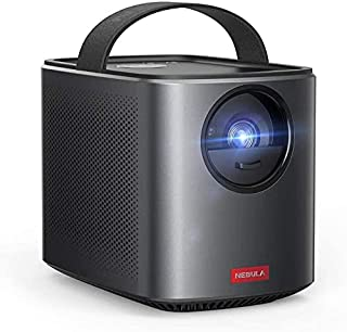 NEBULA D2323211 by Anker Mars II Pro 500 ANSI Lumen Portable Projector, Black, 720p Image, Video Projector, 30 to 150 Inch...