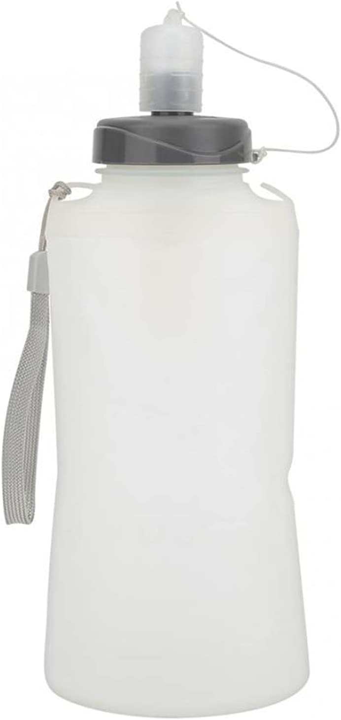 YTBUBOR 750ml Cycling Ranking TOP3 Water Bottle Folding Opening Silicon Max 43% OFF Large