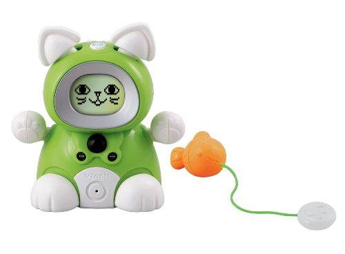 Vtech 80-120164 - Kidiminiz Kätzchen grün