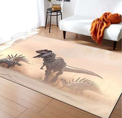 Alfombras Infantiles Grandes Dinosaurios alfombras infantiles  Marca QNYH