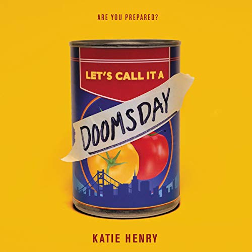Let's Call It a Doomsday audiobook cover art