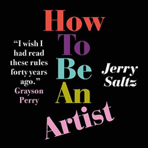 How to Be an Artist cover art