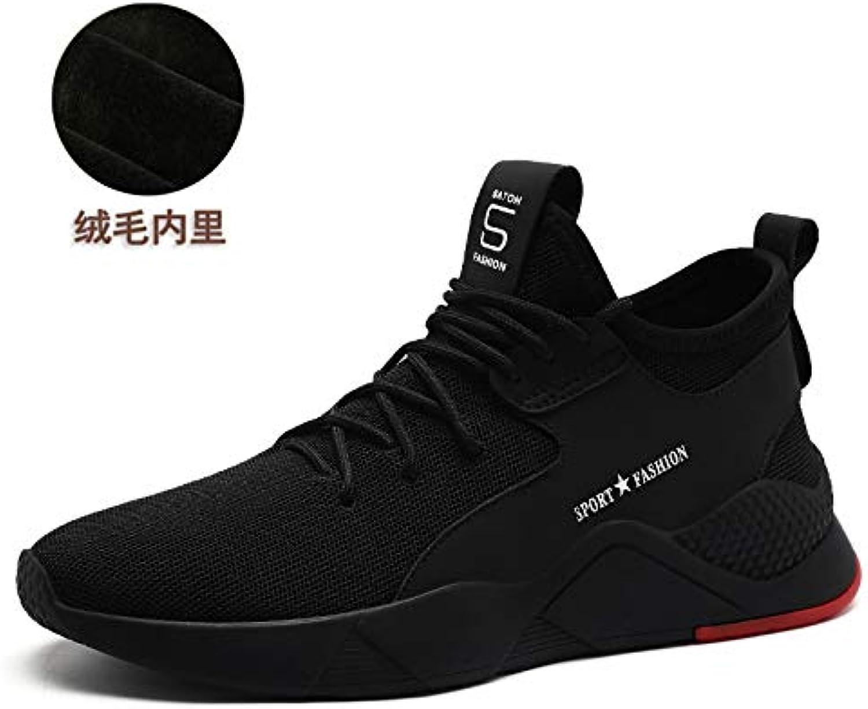 LOVDRAM Schuhe Herren Ins schuhe Herren Erbsenschuhe Koreanische Mode Wilde Sportschuhe Herrenschuhe Herbstschuhe    Produktqualität